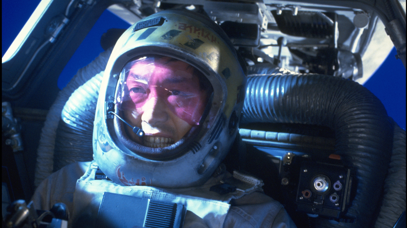 Diversity In Space Tracking The First Asian Pilot In The