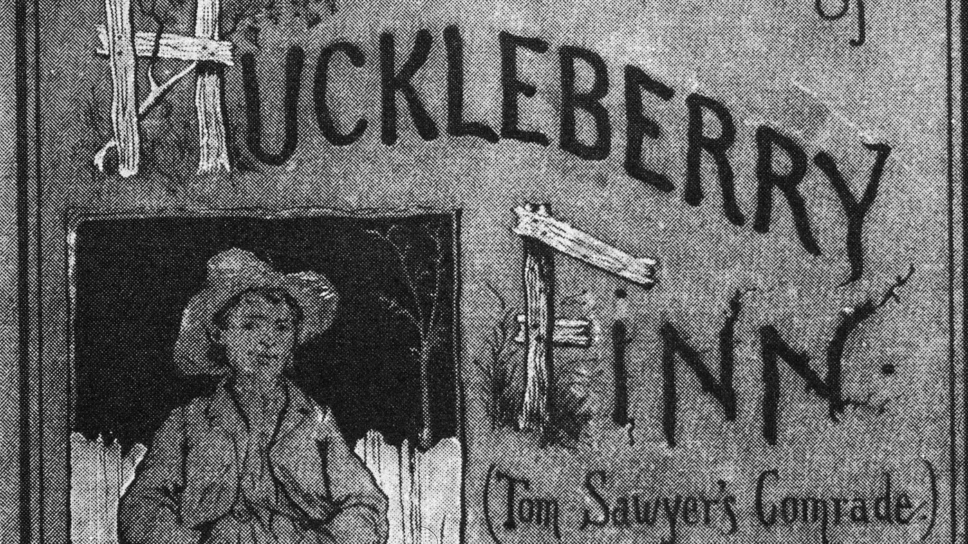 huckleberry finn racism essay in huckleberry finn a history in  in huckleberry finn a history in echoes monkey see npr