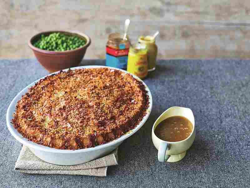 Jamie Oliver Comfort Food Lamb Shepherd S Pie Recipe