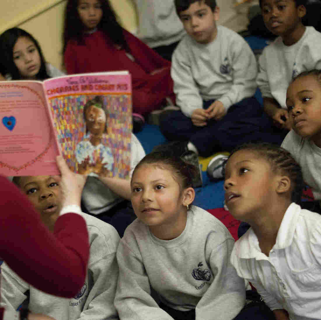 Nonprofit Fights Illiteracy By Getting Books To Kids Who Need Them