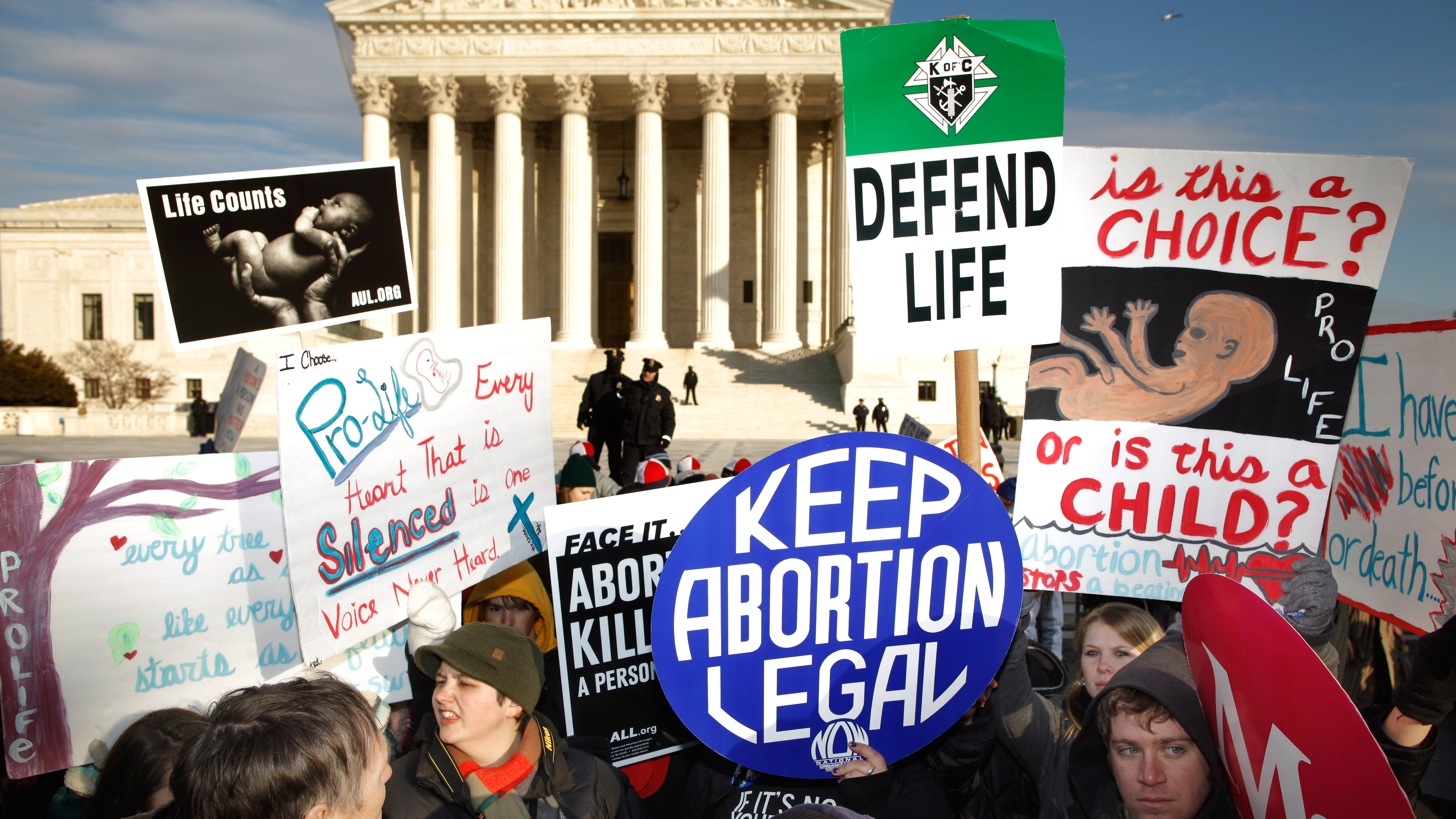 a history of abortion in ireland and the pro choice and pro life side of the issue Search national review when it comes to the issue of human life, the pro-choice side in avoiding the moral debate around abortion, pro-choice.