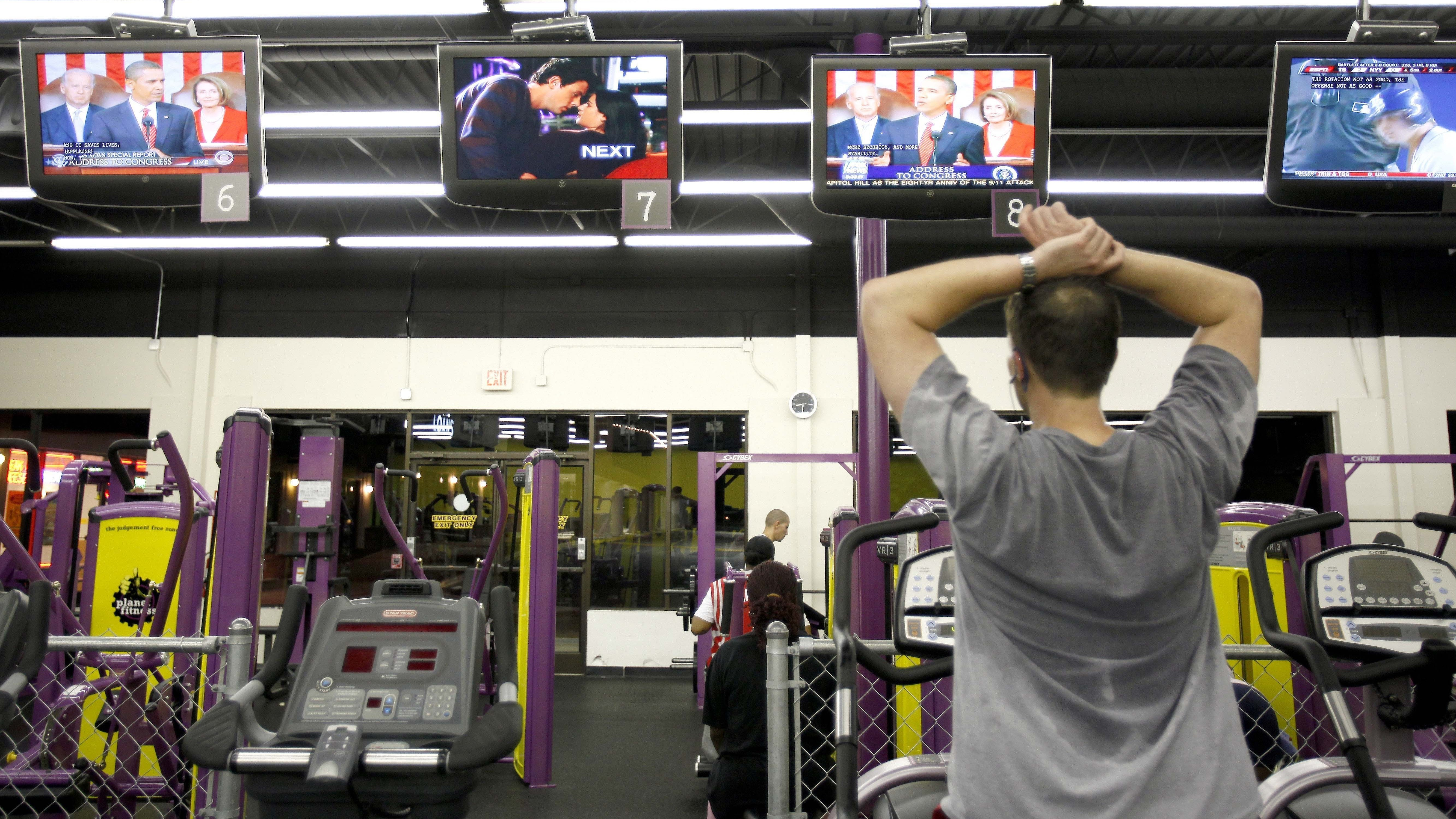 Why We Sign Up For Gym Memberships But Never Go To The Gym Planet Money Npr