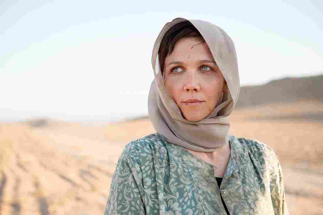 """Maggie Gyllenhaal says she had some reservations about taking on the role of Nessa Stein in the SundanceTV original series The Honorable Woman. Middle East conflicts are so sensitive, she says, """"It's really complicated and it goes back so far."""""""