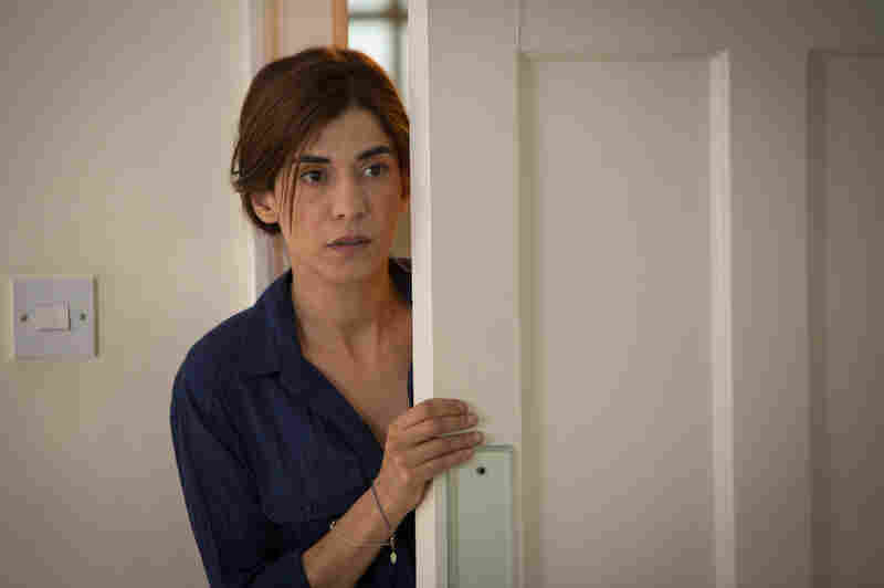 """Lubna Azabal plays nanny Atika Halibi; Gyllenhaal says Atika could be the """"honorable woman"""" referenced in the series' title."""