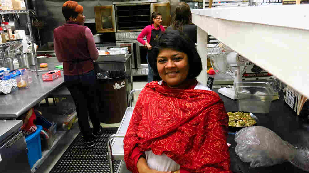 A Restaurant That Serves Up A Side Of Social Goals