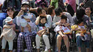 Japan's Population Declined In 2014 As Births Fell To A New Low
