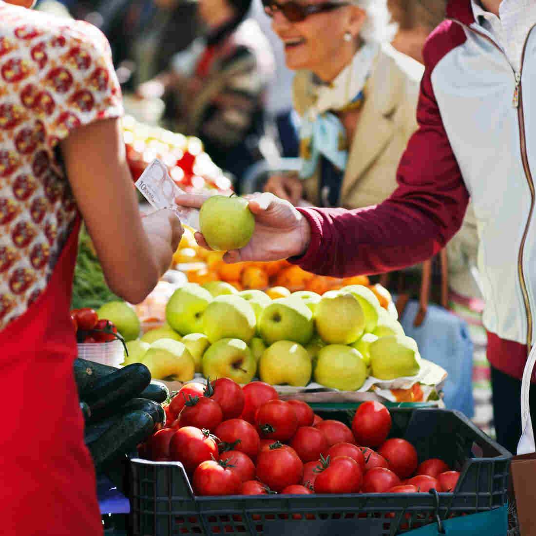 A Resolution For Foodies Who Want To Do Good: Pick A Campaign