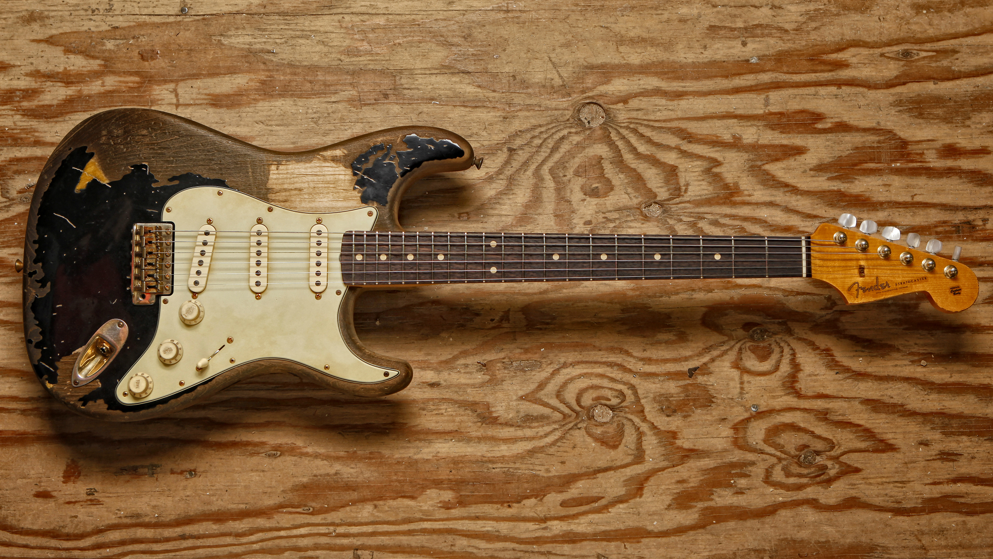 Weapon Of Choice: Why The Stratocaster Survives