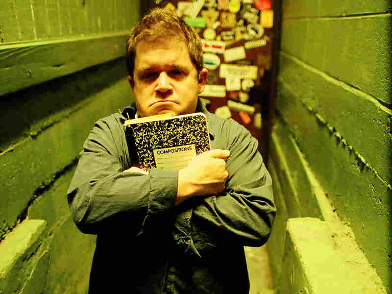Patton Oswalt is also the author of  Zombie Spaceship Wasteland.
