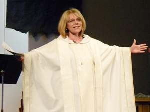 After three decades as a pastor, Faith Whitmore fulfills her vocation outside the pulpit, as district director for U.S. Rep. Ami Bera, D-Calif.
