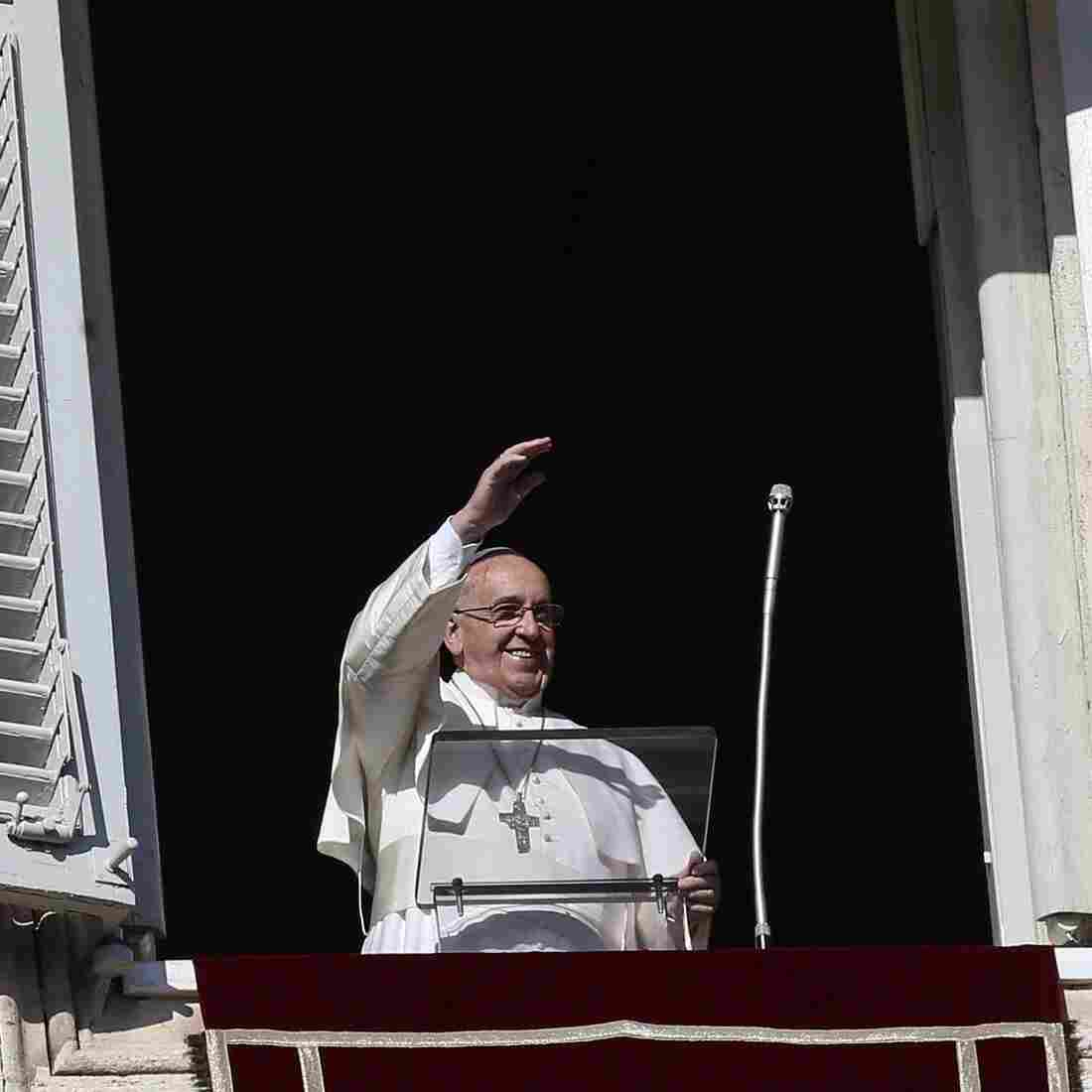 Pope Announces 20 New Cardinals, With Homelands From Myanmar To Mexico