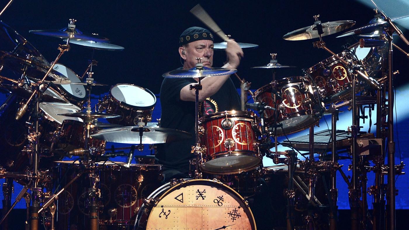 Andrea Echeverri: Mystic Rhythms: Rush's Neil Peart On The First Rock