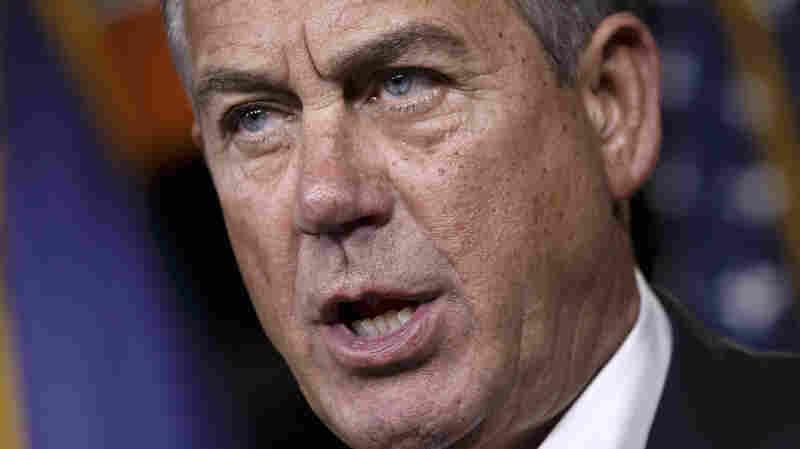 Rep. John Boehner of Ohio has been re-elected House speaker.