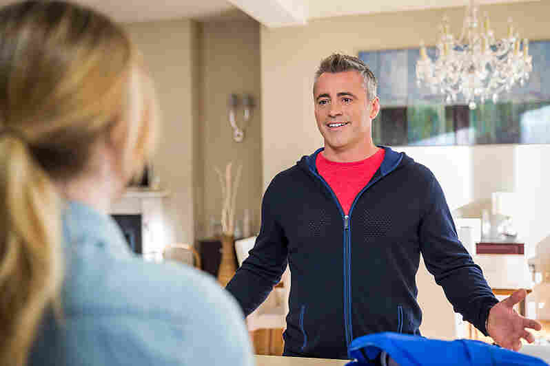 In Episodes, Matt LeBlanc plays an exaggerated version of himself, a self-centered womanizer who uses celebrity and money to coast through life, much like Larry David does in Curb Your Enthusiasm.