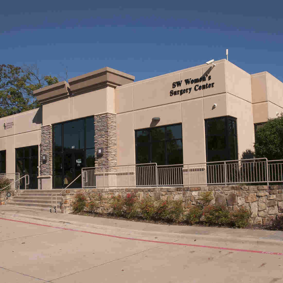 U.S. Court Weighs Texas Law's Burden On Women Seeking Abortions