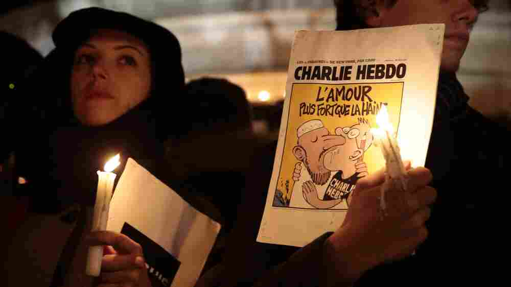 'Charlie Hebdo' Laughed In The Face Of Violence; Will Future Satirists?