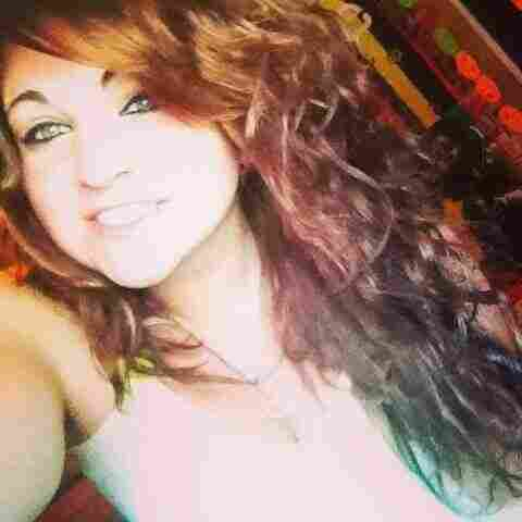 Jackie Fortin's daughter, Cassandra, last summer.