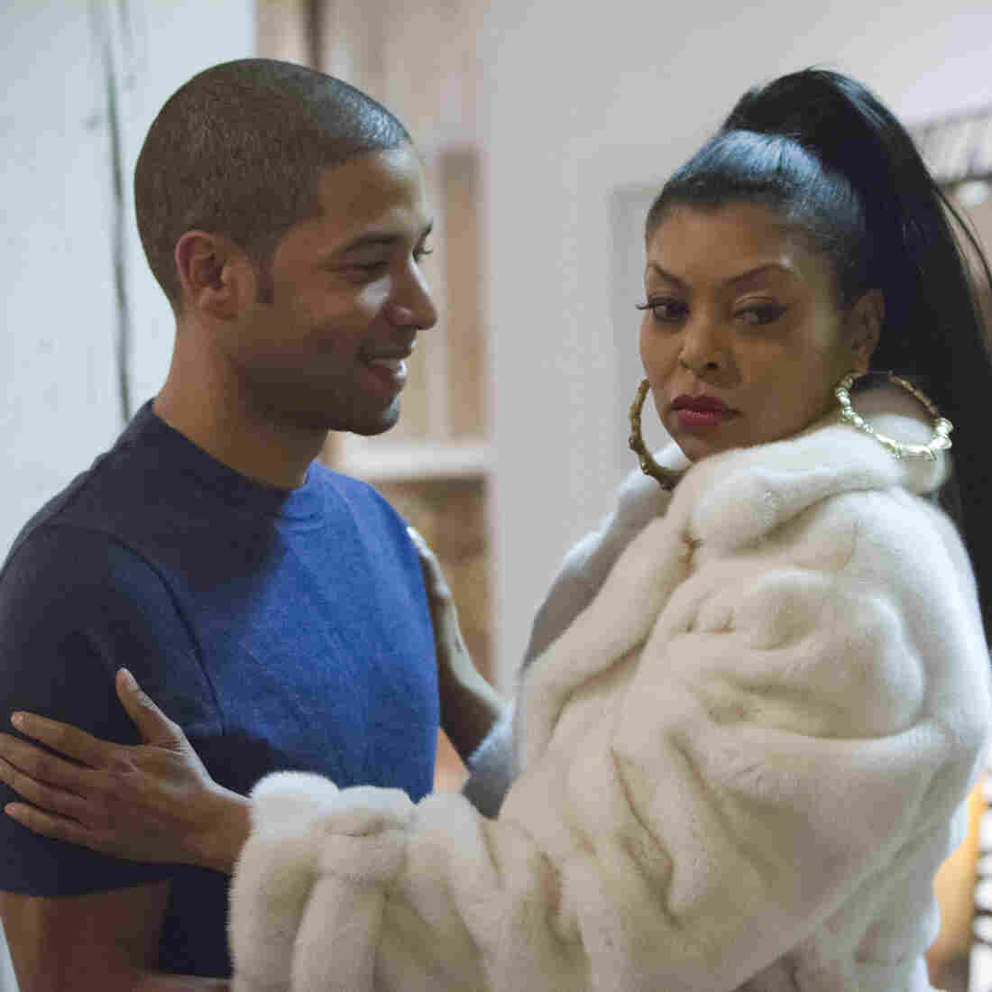 'Empire': A World Of Unbuttoned Shirts And Dishy Music Stories