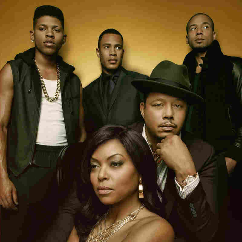 Fox's 'Empire' Sets 'Dynasty'-Style Soap Opera To A Hip-Hop Beat