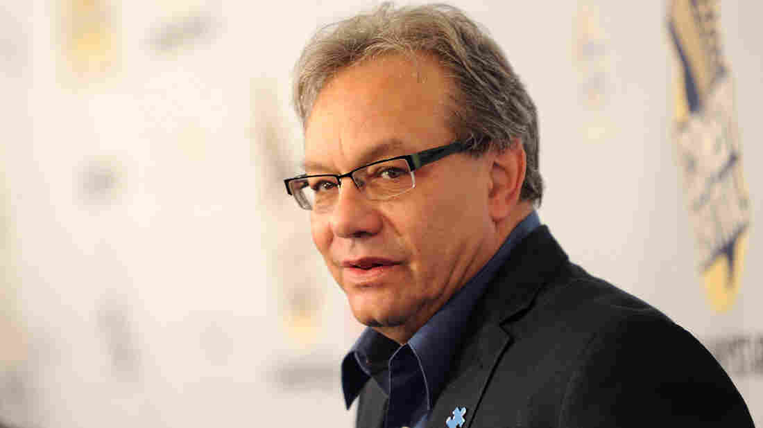 """I really thought I'd make a living at [playwriting]. Which was psychotic!"" - Lewis Black"
