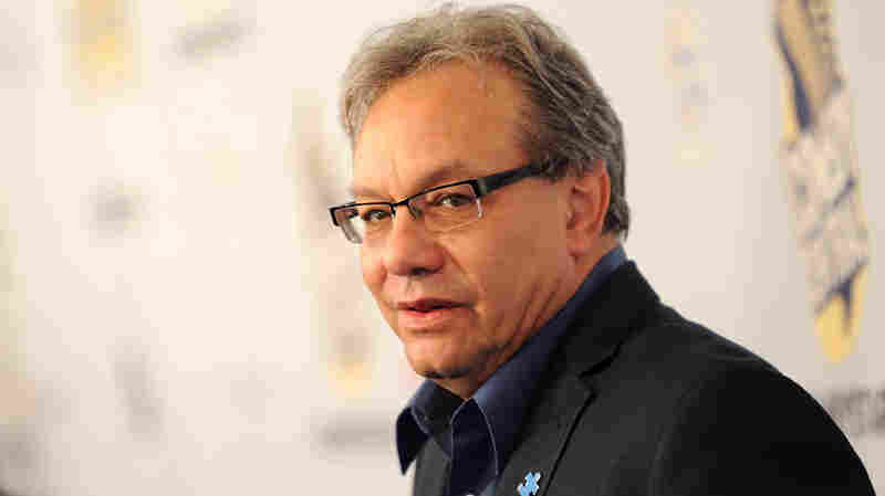 """""""I really thought I'd make a living at [playwriting]. Which was psychotic!"""" - Lewis Black"""