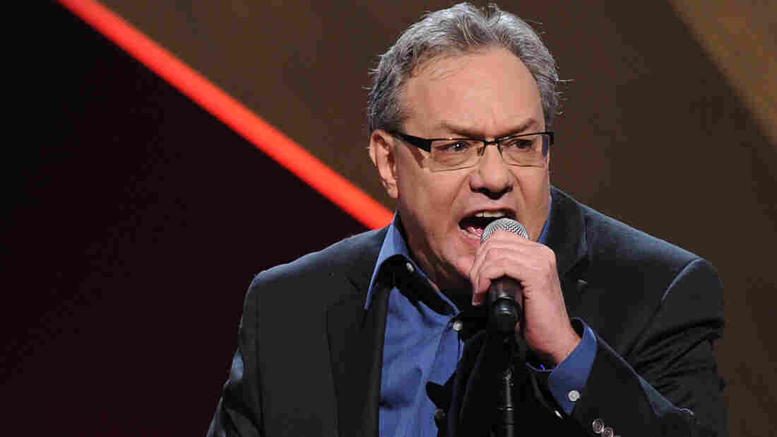 """""""Eventually I learned to modulate [my rants] a little. Build some peaks and valleys. And now that I give them more valleys, and don't yell as much, they go, 'He got tired.' Idiots."""" - Lewis Black"""