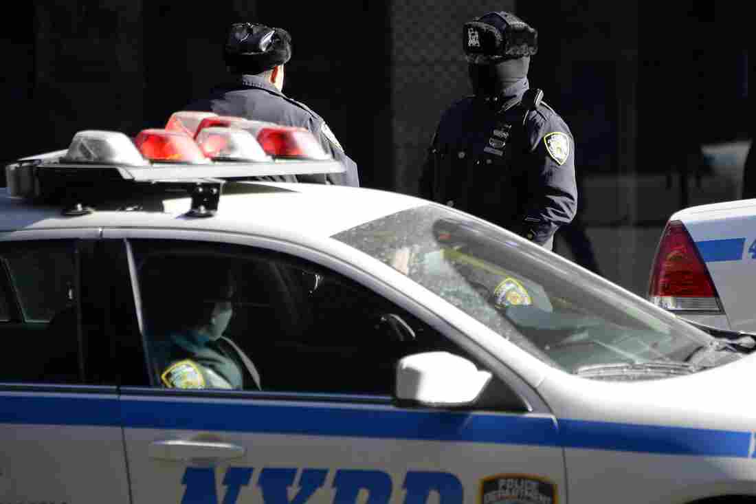 There's been a sharp decline in the number of arrests and tickets and summonses issued in New York City. Police sometimes use work slowdowns to show dissatisfaction with policies, workloads or contract disputes.