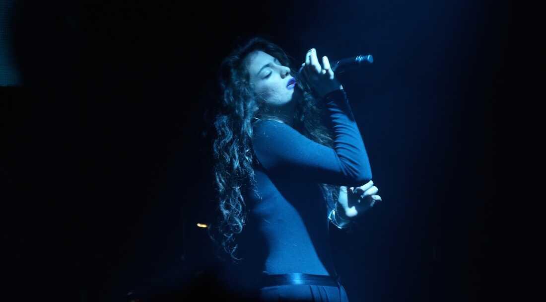 Lorde at Echostage in Washington D.C.