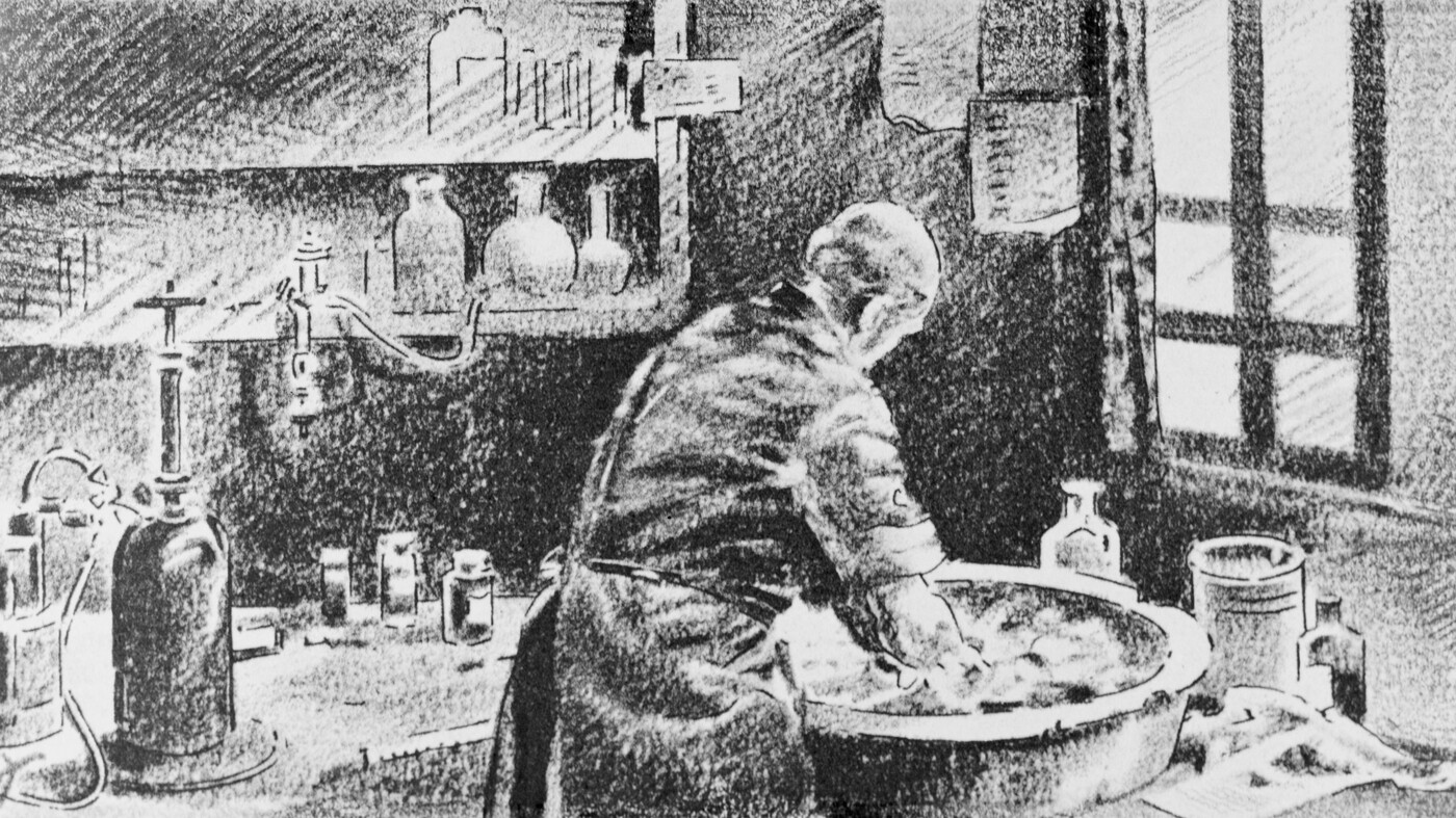 The Doctor Who Championed Hand-Washing And Briefly Saved