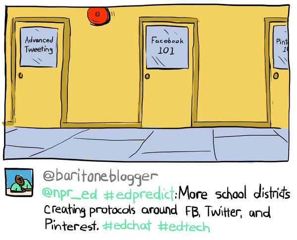 Social media protocols