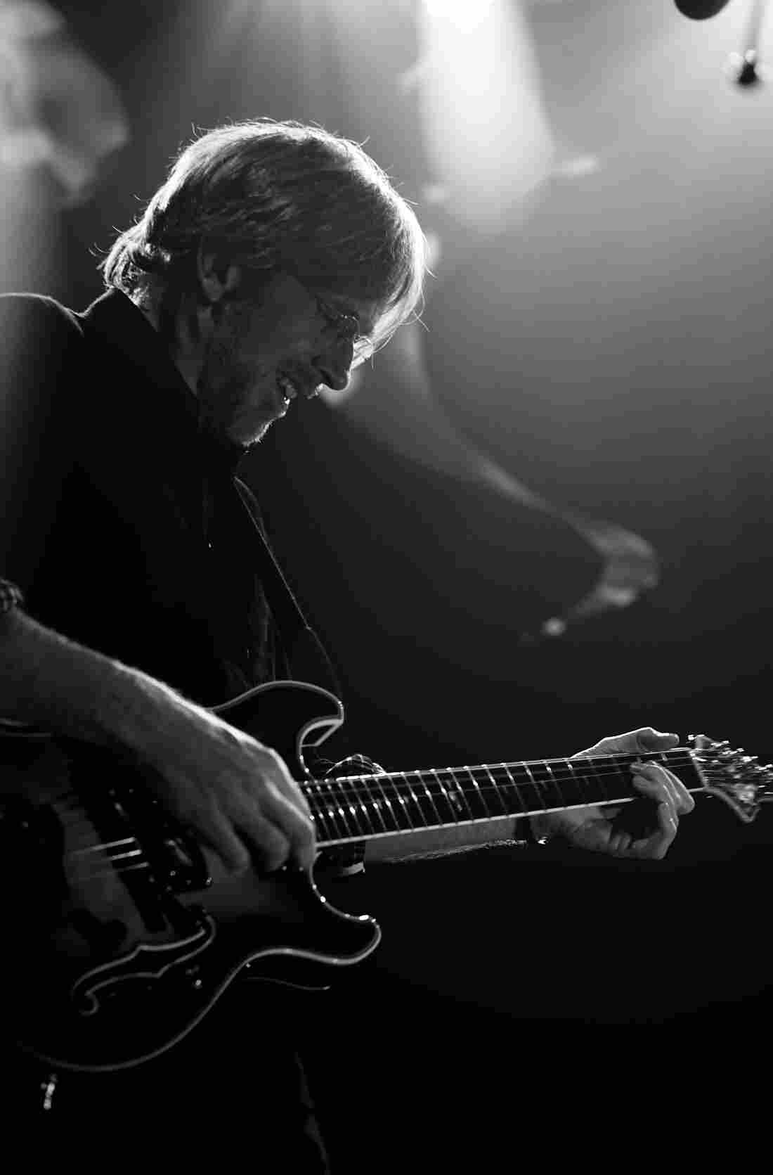 Trey Anastasio 9:30 Club Washington, D.C. Photo by Bob Boilen for NPR Music