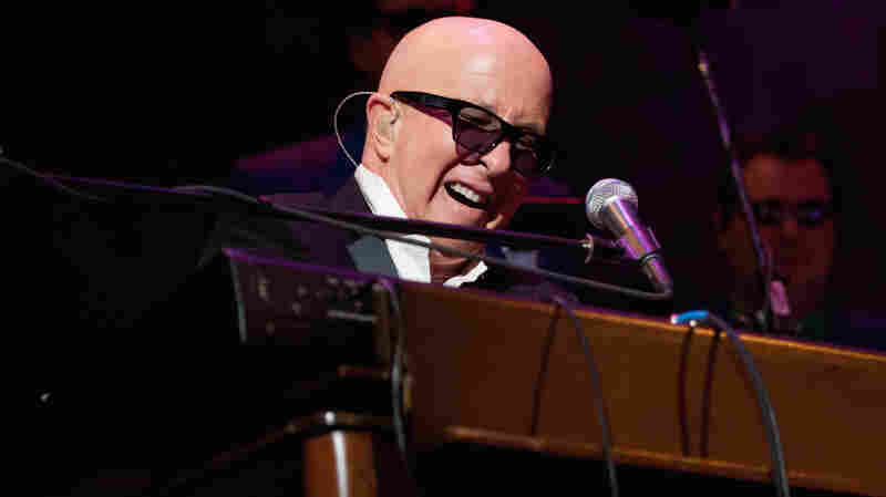 Paul Shaffer On Piano Jazz