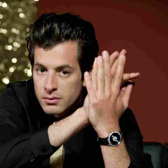Mark Ronson And The Producer As Rock Star