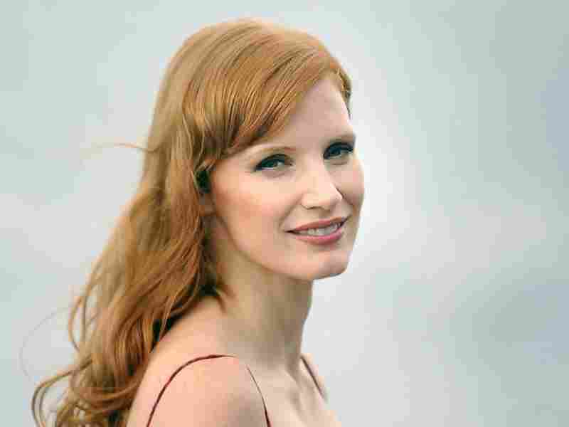 "Jessica Chastain says her grandmother has played a key role in her career. ""I've taken her to the Oscars both years,"" Chastain says. ""She's really a special lady and has helped me in more ways than I could ever explain."""