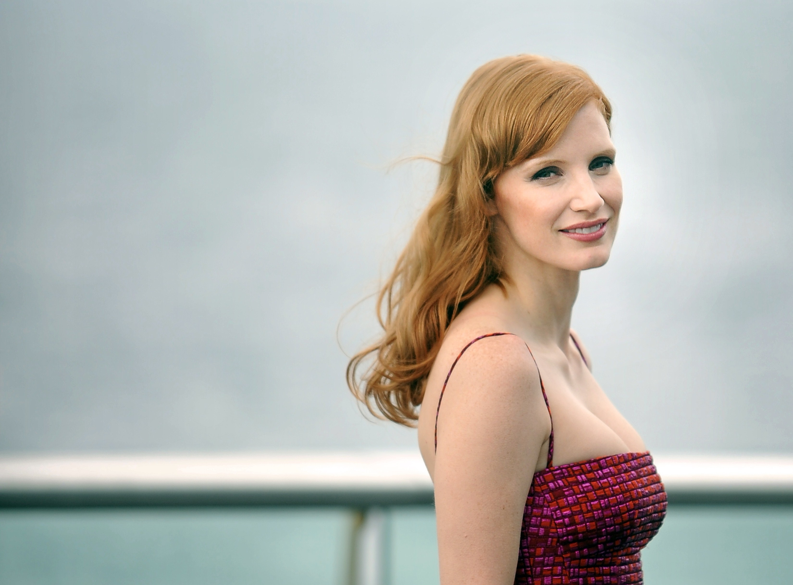 jessica chastain fan