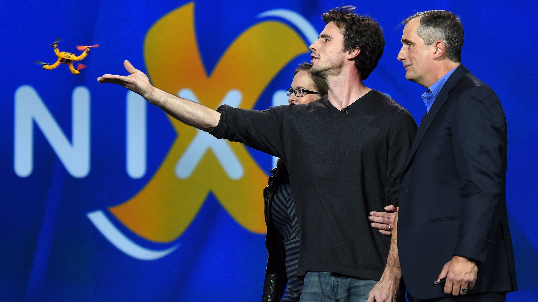 In Vegas, Intel Hopes A Smart Idea Takes Flight