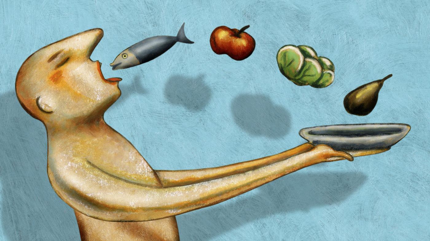 'Tasty': How Flavor Helped Make Us Human