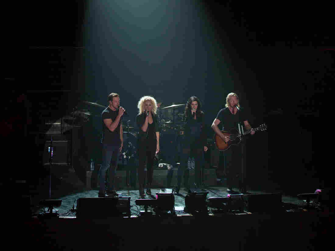 The Nashville country quartet Little Big Town recently released its sixth studio album, Pain Killer.