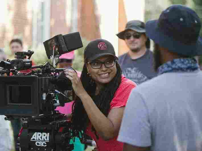 Ava DuVernay is up for a Golden Globe for best film director. This makes her the first African-American woman to be nominated in that category.