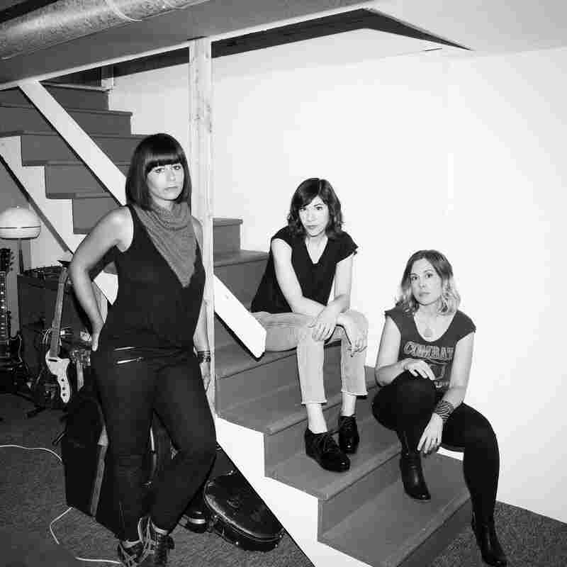 Sleater-Kinney's new album, No Cities To Love, comes out Jan. 20.