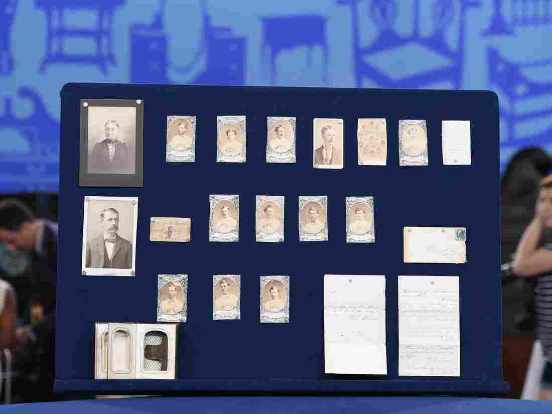 An archive of Boston Red Stockings baseball cards and memorabilia was valued at $1 million during Antiques Roadshow on PBS.