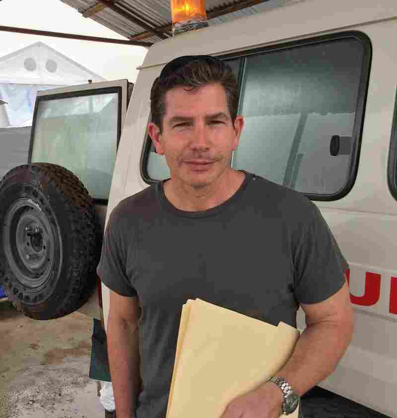Joel Selanikio is an American doctor who recently wrapped up a tour with the International Medical Corps treating Ebola patients in Sierra Leone.