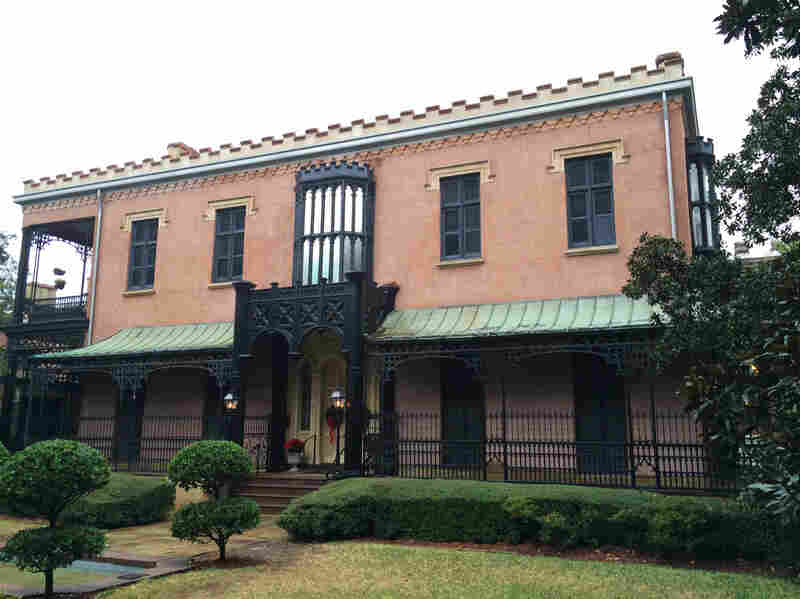 """The Green-Meldrim House in Savannah, Ga., is where Gen. William T. Sherman held meetings with local black leaders, creating the plan later known as """"40 acres and a mule."""""""