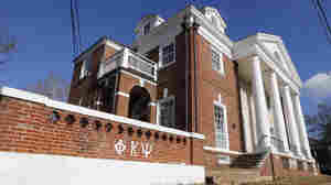 U.Va. Reinstates Fraternity Accused In 'Rolling Stone' Rape Story