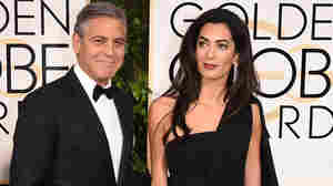 What Those George Clooney Jokes Know About Red Carpet Culture