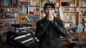 Tiny Desk Concert with Daniel Lanois.