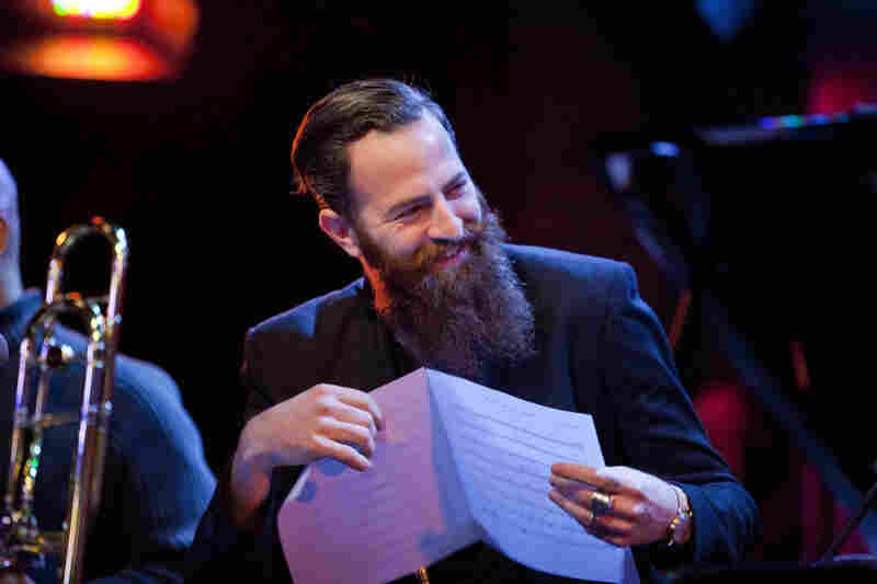 Trumpeter Avishai Cohen took part in one of the festival's most crowded sets, featuring the SFJAZZ Collective's arrangements of Michael Jackson songs.