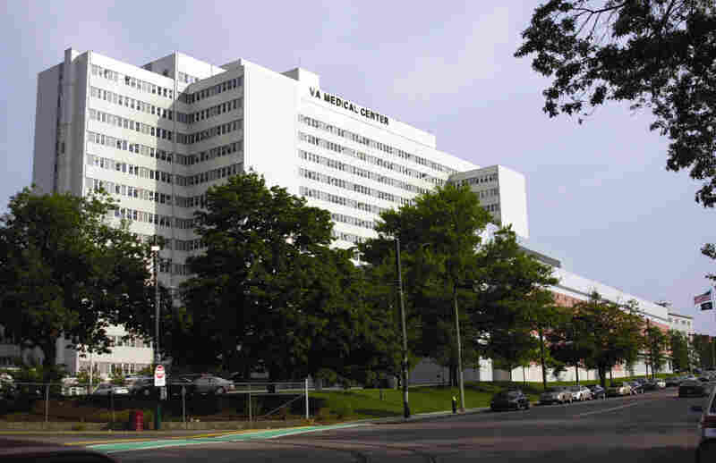 The Boston VA Medical Center, Jamaica Plains campus is one of two facilities George Murray was able to access using his benefits.