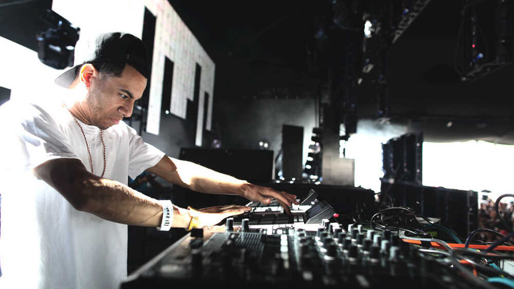 AraabMuzik: 'I Have So Much Music, It Doesn't Make Sense'