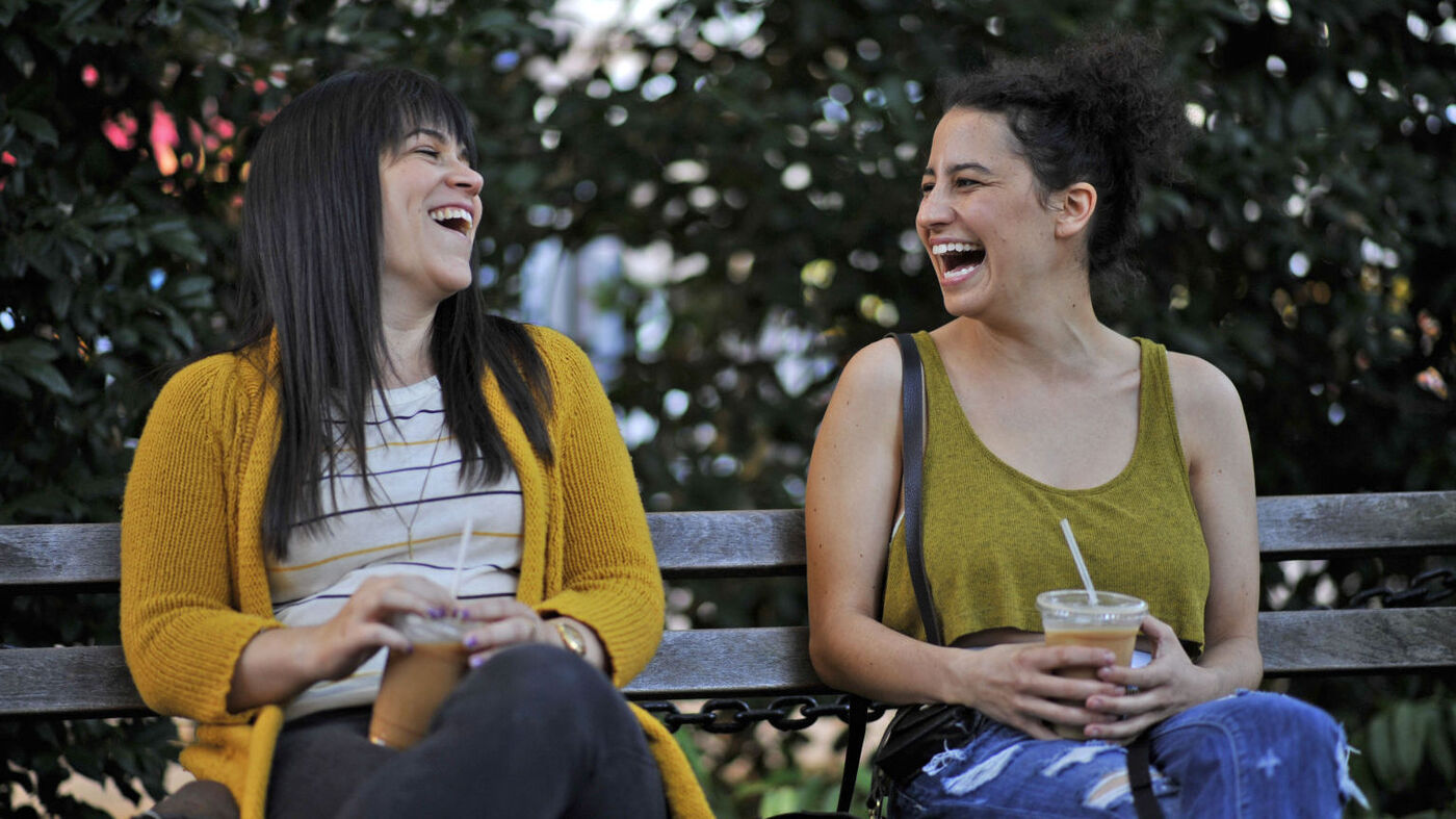 In 'Broad City,' Two Women Make Comedy From The 'Muck' Of New York Living